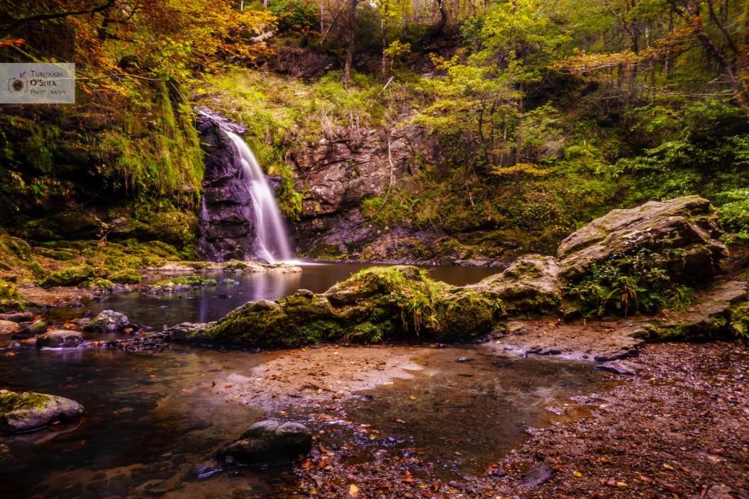 Tourmakeady Waterfall 2