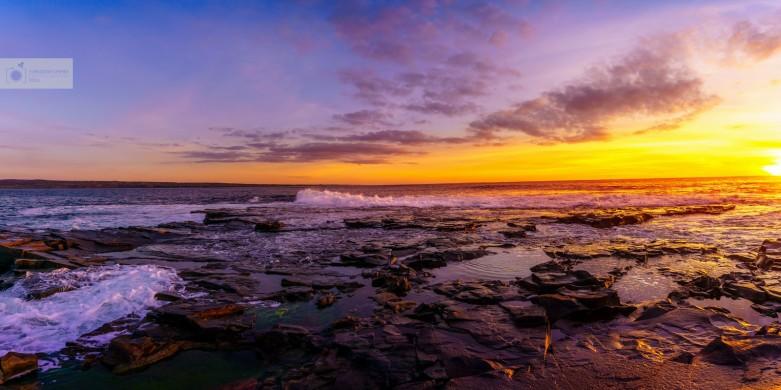 Clahane Sunset