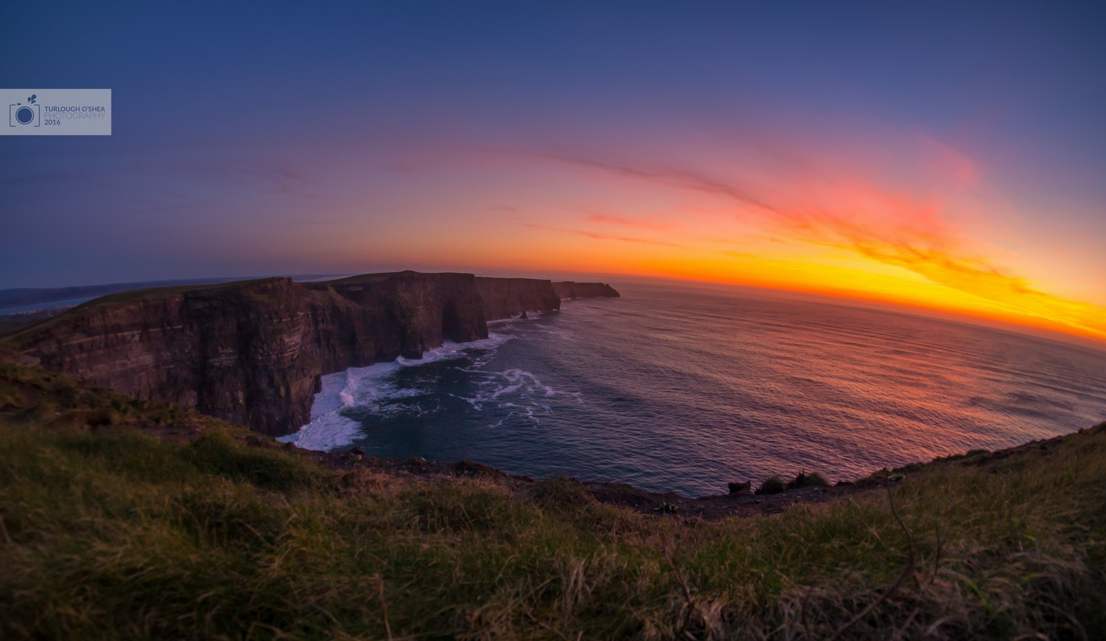 Cliffs of Moher HDR