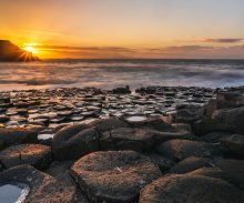 Giants Causeway - Revisited