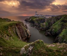 Fanad Lighthouse - Storm Approaching