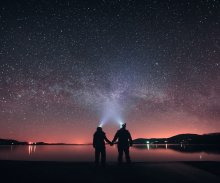 Stargazing - Lough Derg