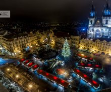 Prague Christmas Markets