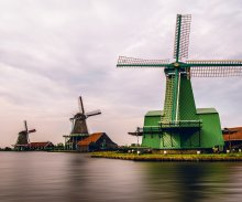 Zaanse Schans - Revisited