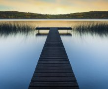 Lough Derg Jetty - Revisited