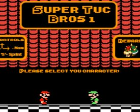 Super Tuc Bros 1